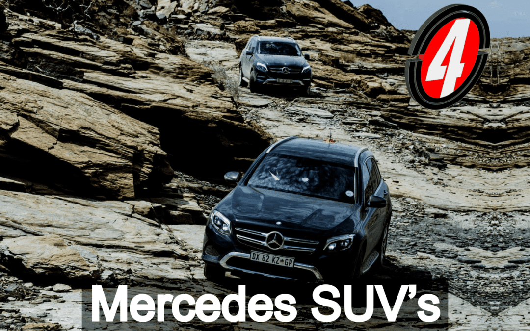Mercedes benz suvs now available in the full range of for Mercedes benz suv range