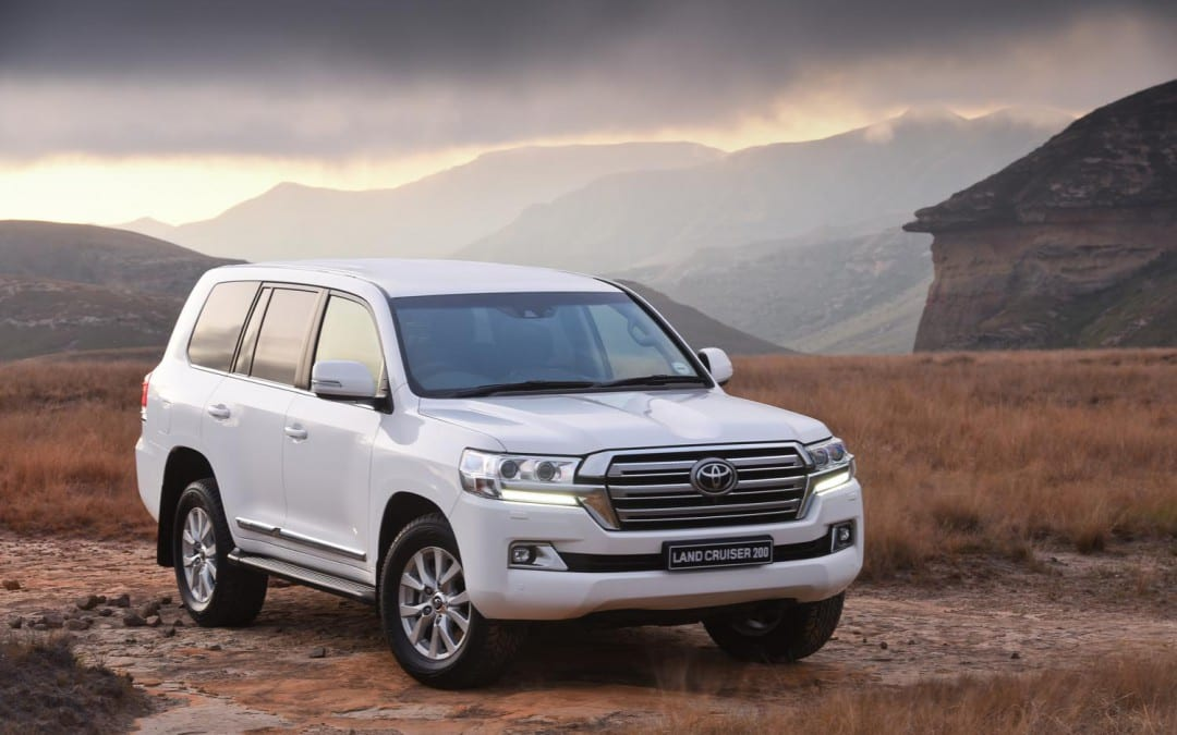 Land Cruiser 200: The legend evolves | Latest News