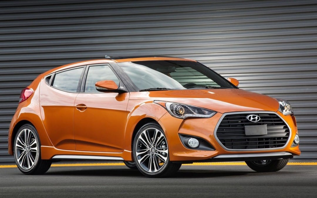 Hyundai's new Veloster Turbo is gaining velocity. | New Car Review
