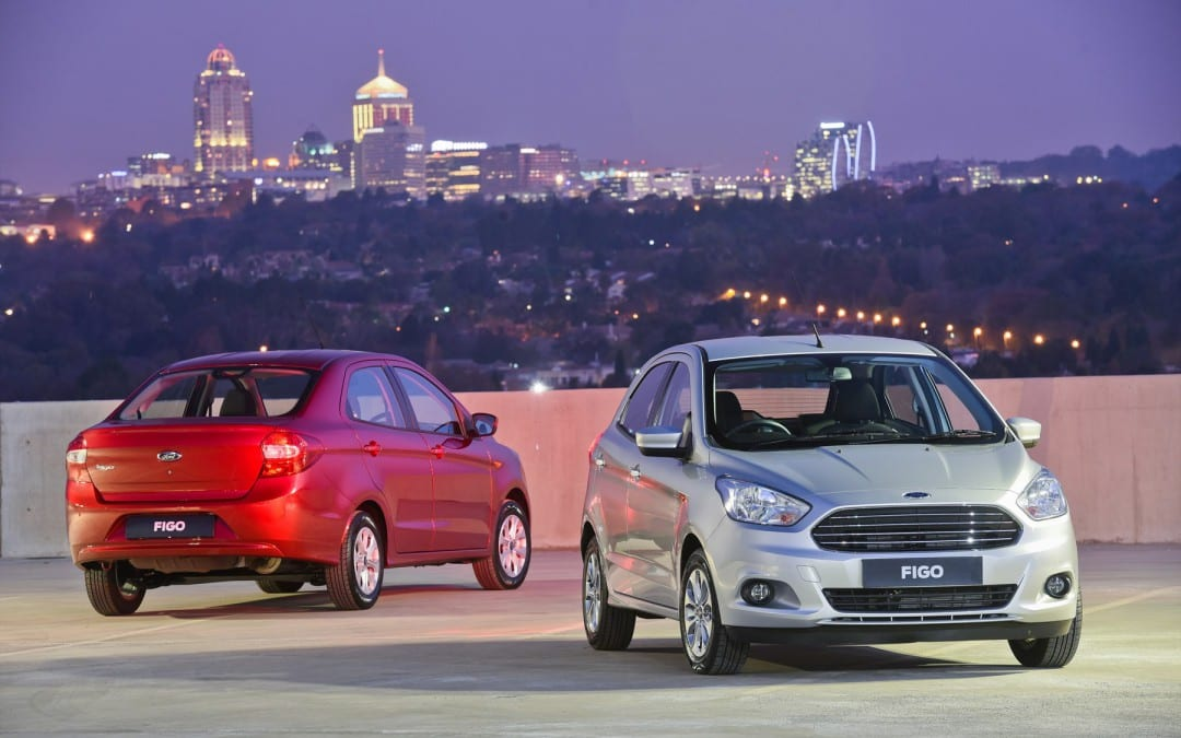Ford Figo grows up | Latest News
