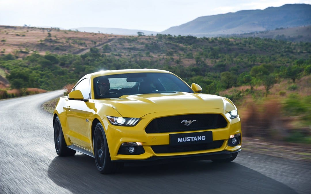 Ford Mustang: the pony car finally gallops in. | Latest News