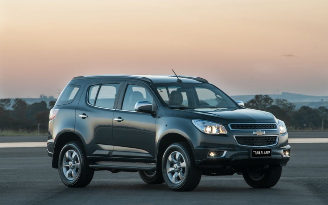 Chevrolet Trailblazer: Road Test | Latest News