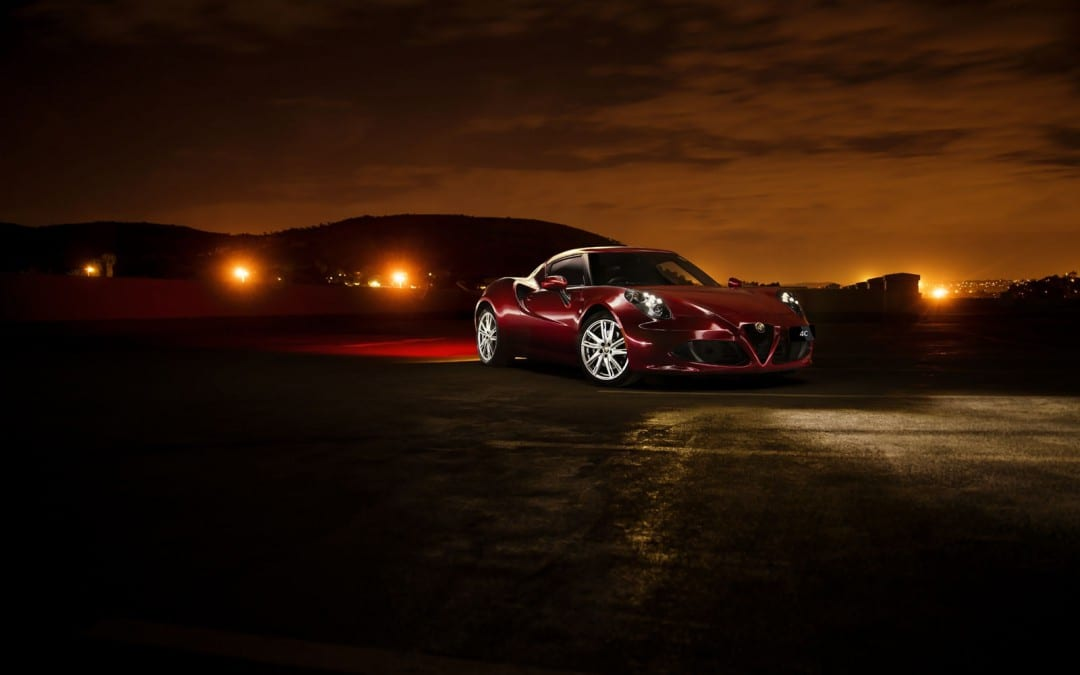 Alfa Romeo 4C Coupé Road Test   Latest News