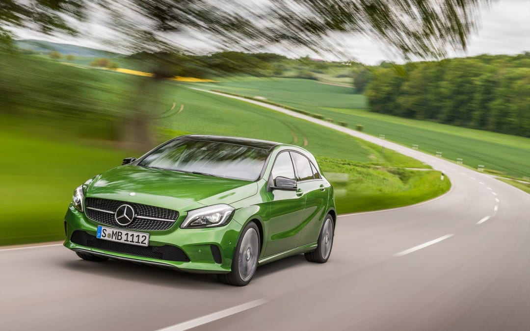Mercedes-Benz A-Class improves its game | Latest News
