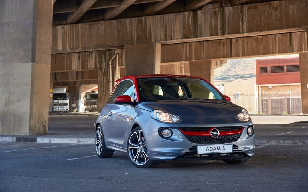 Opel Adam S: Think of it as an OPC Lite | Latest News