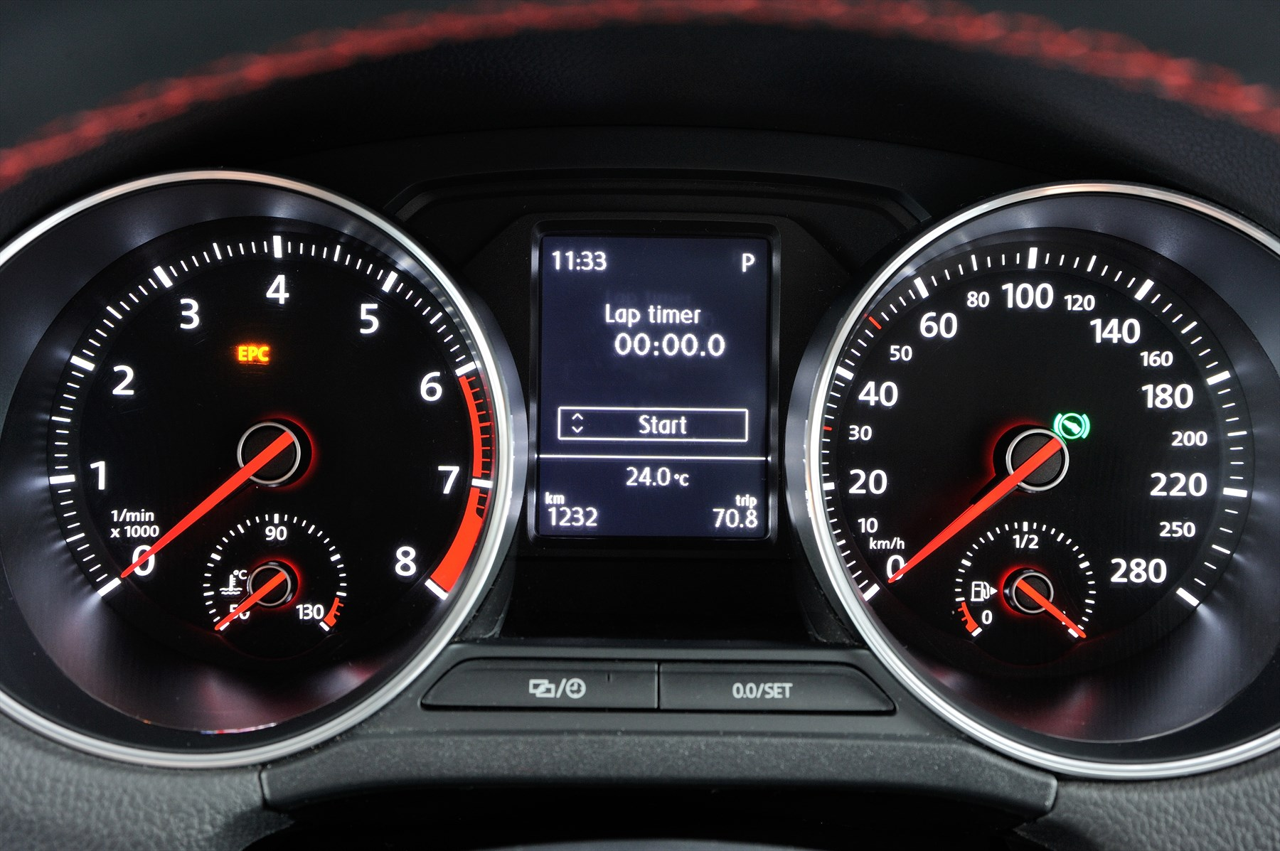 Road Test Report: Volkswagen Polo GTI | Latest News ...
