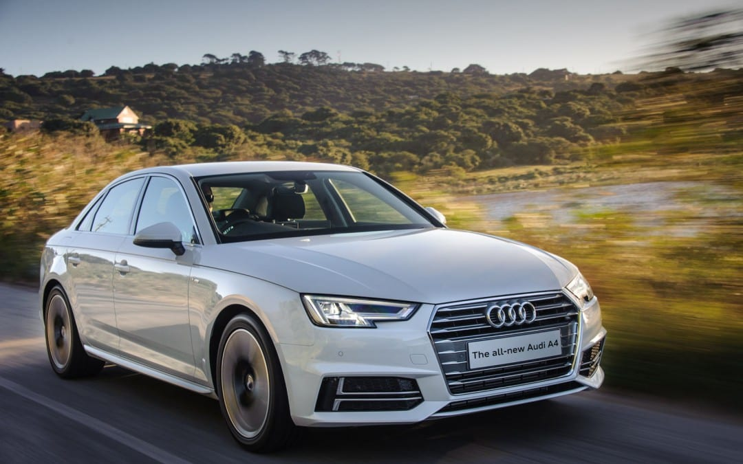 Audi A4 heads up its class | Latest News