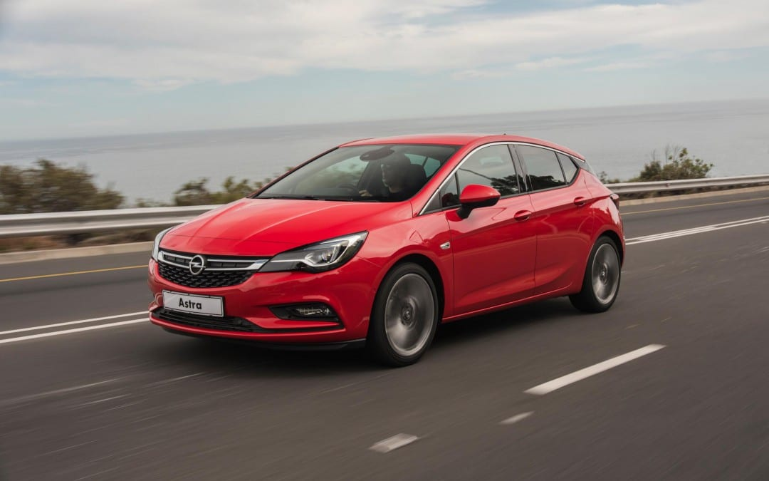 Opel Astra gate crashes the premium brand party. | Latest News