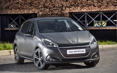 The New 2016 Peugeot 208 GT-Line | Latest News