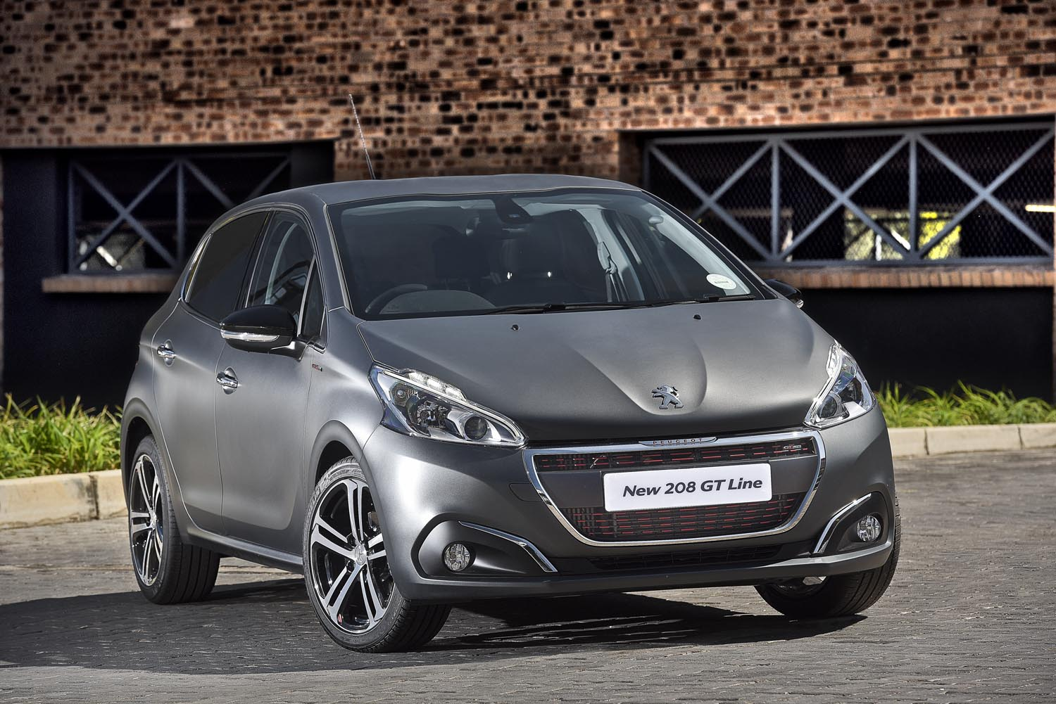 The New 2016 Peugeot 208 Gt Line Latest News Surf4cars