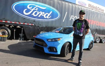 The New Ford Focus RS  I know how to drift – show me!