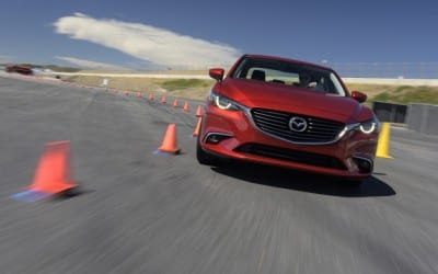 Mazda Introduces its Shogun – the Astina Plus and G-Vectoring-Control System.