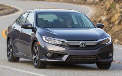 The New Honda Civic Sport