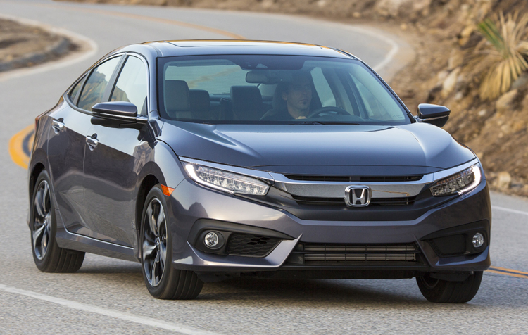The New Honda Civic Sport