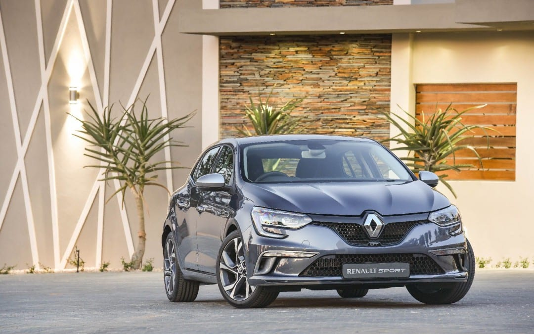 The New 2016 Renault Megane Sport GT