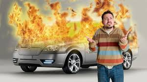 What to Do When Your Car Catches Fire