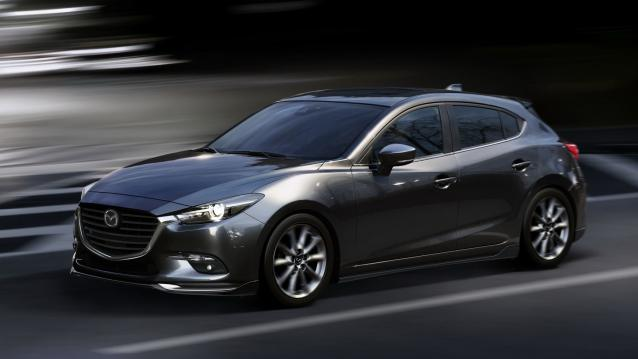 The New Esteemed Mazda Astina Plus(Auto)