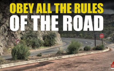 New road rules in South Africa