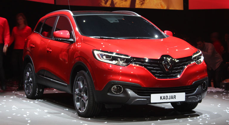 Limited Edition Renault Kadjar XP introduced in South Africa
