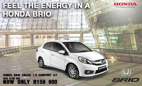 Honda Brio Sedan | Car Review