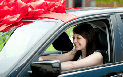 Tips For Buying Your Teenager The Right Car