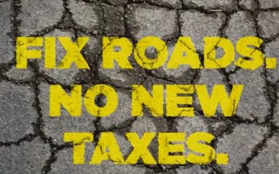 Private citizens can fix roads – and claim back from government for it.