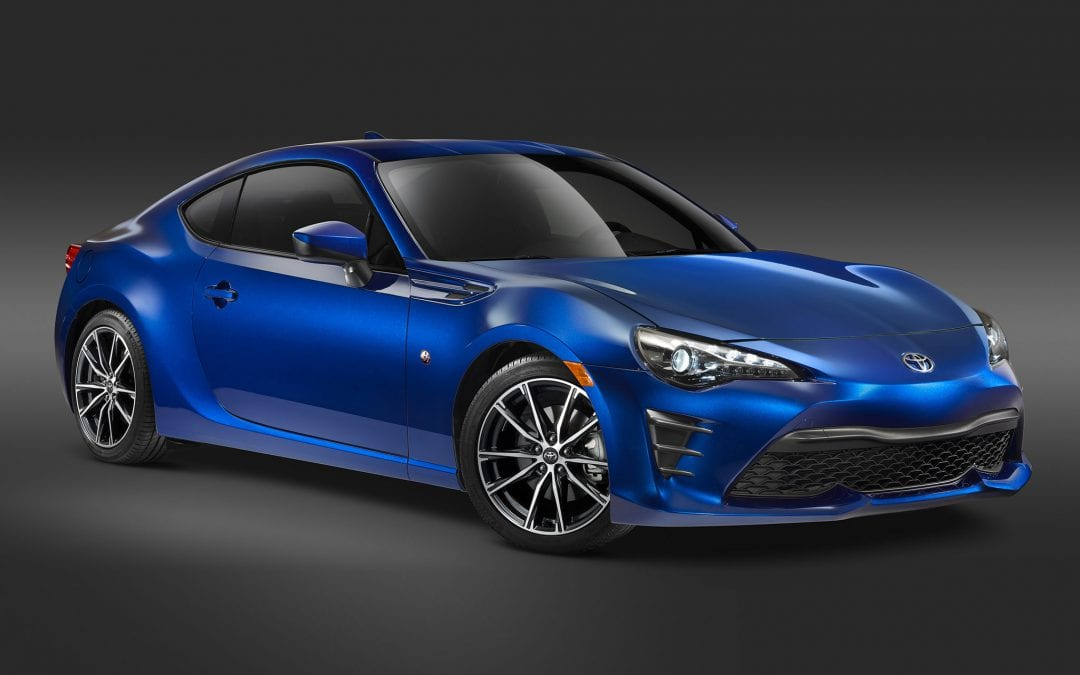 What makes the Toyota 86 such a good car?