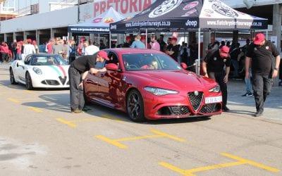 Alfa Romeo Help Put A Smile On A Child's Face