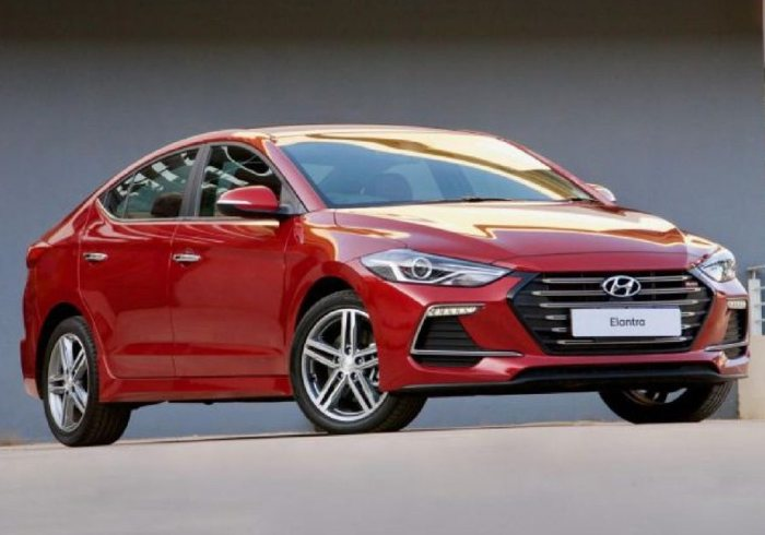 Hyundai Elantra : You asked for it, Here it is!