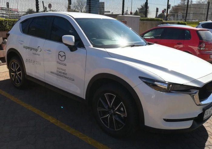 Mazda CX-5 updated: Drive like a Man, Act like a Lady
