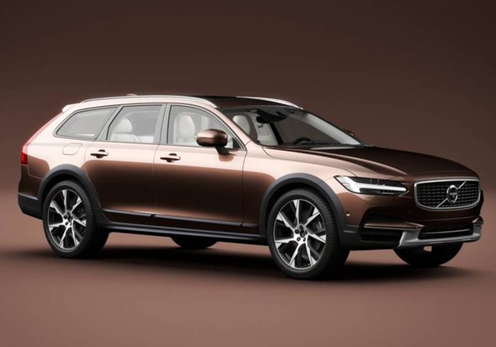 V90 Cross Country: Built for Our Roads