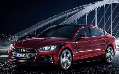 Audi A5 – More Vorsprung, more Technik
