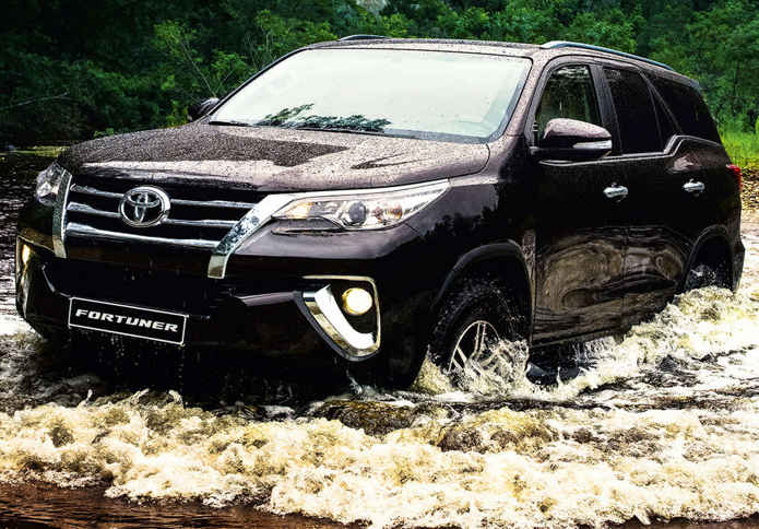 Toyota Fortuner 4.0 V6 4X4 6AT