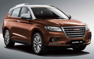 Haval H2 – Great Wall's Great SUV