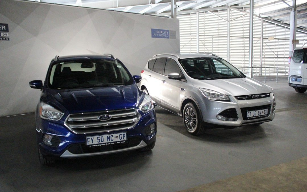 the ford kuga updated and refreshed from subtle to brazen. Black Bedroom Furniture Sets. Home Design Ideas