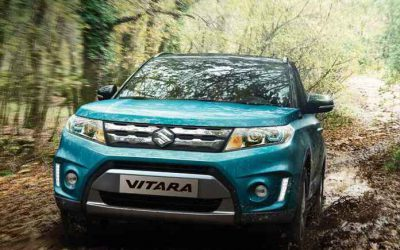 Suzuki Vitara – Vitara for the Win!