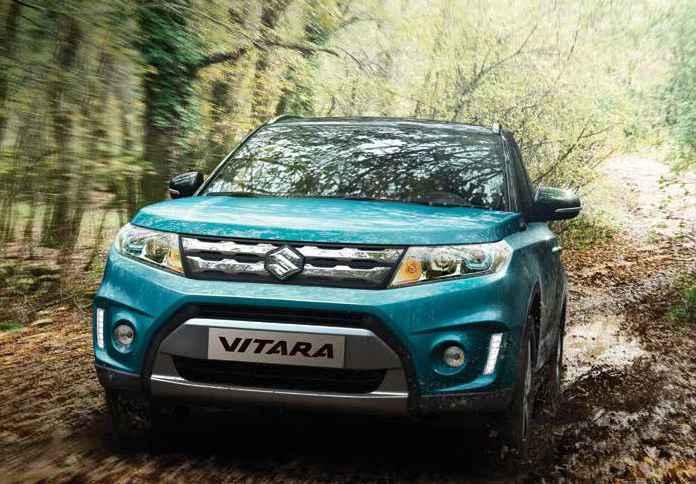 Suzuki Vitara – Vitara for the Win!