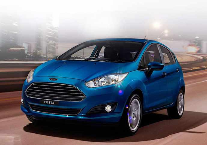 Ford Fiesta – Party in the Front, Party in the Back