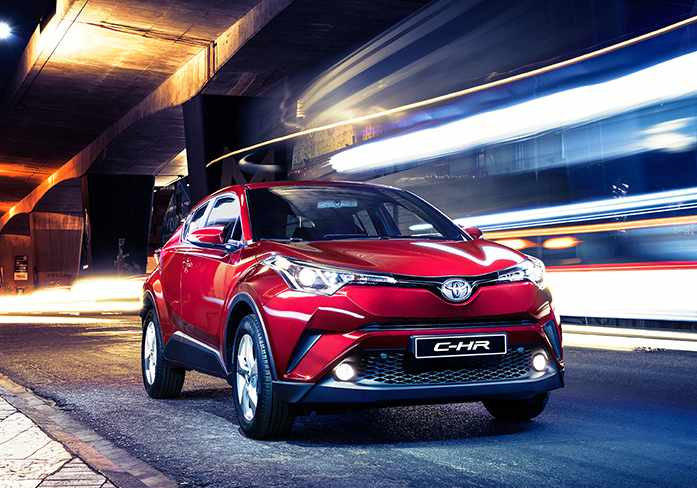 Toyota C-HR – Shine Bright Like a Diamond