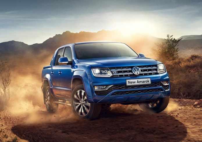 VW Amarok – Beauty is a Beast