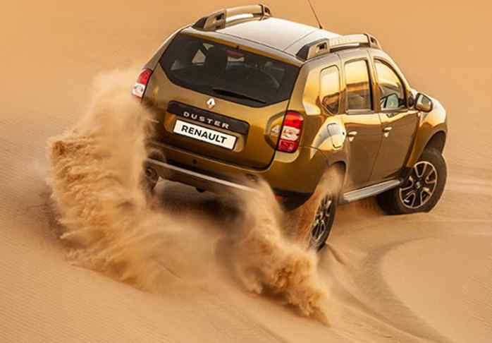 Renault Duster – Kicking up Dust