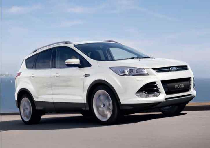ford kuga shoot me down i won t fall i am titanium motoring news. Black Bedroom Furniture Sets. Home Design Ideas