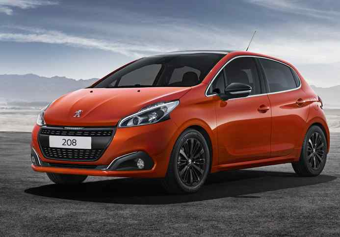 Peugeot 208 – A Class Act