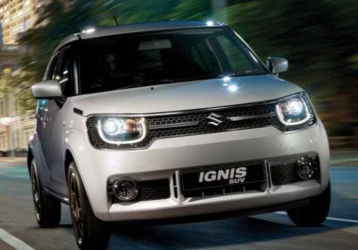 "Suzuki Ignis – Suzuki's ""Little"" Fireball"