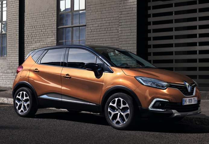 Renault Captur – Capture the Imagination!