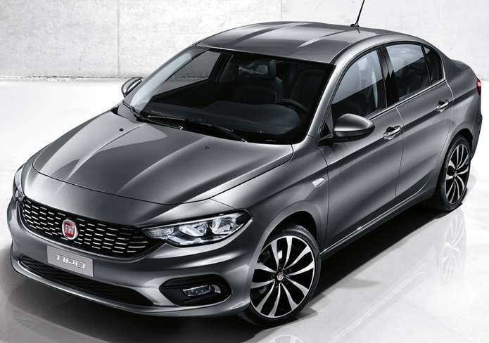 Fiat Tipo – Adorable and Affordable