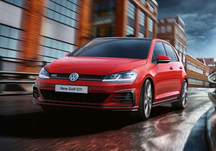 VW GTI – Family Favourite, Family First