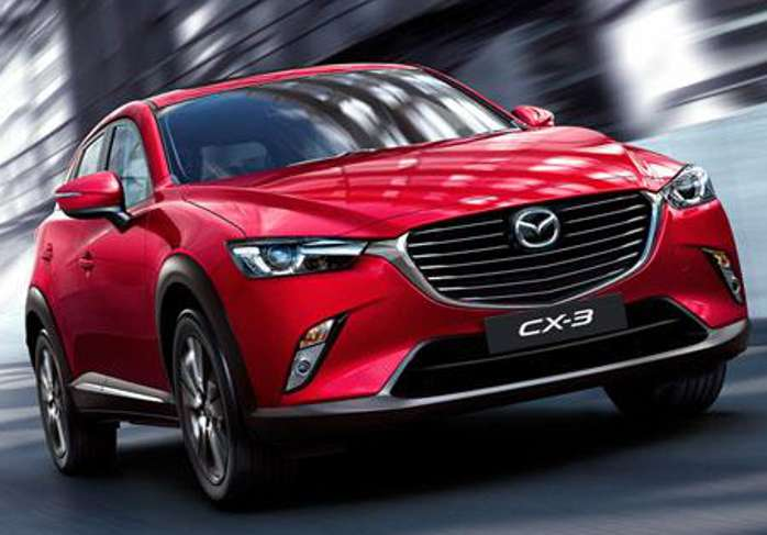 Mazda CX 3 – Live to Dive