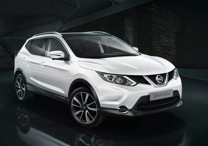 Nissan Qashqai – Commander in Chief
