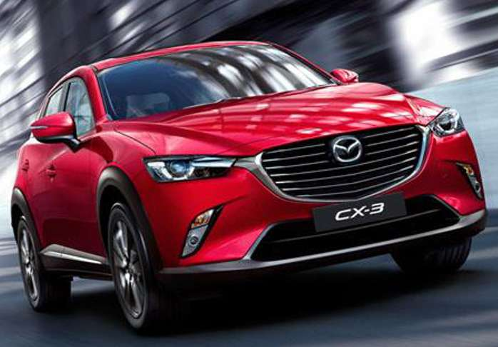 Mazda CX 3 – A Passionate Affair